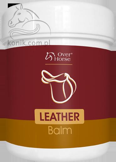 Balsam do skór LEATHER BALM 450ml - OVER HORSE