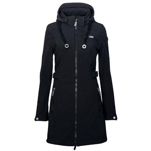 Płaszcz do jazdy BRENDANA damski - Schockemohle - black