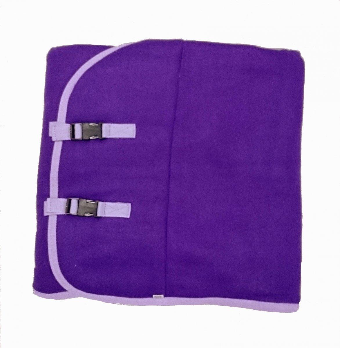 Derka polarowa SEASON purple - Busse