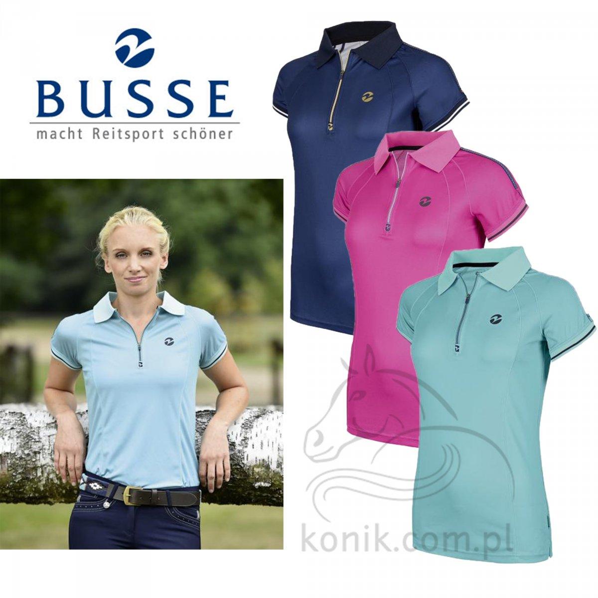 Koszulka ARINA TECH damska - BUSSE