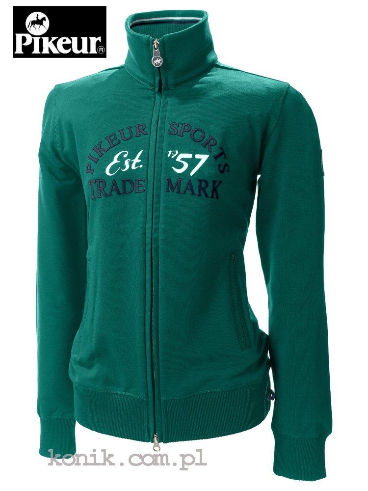 Bluza GRETA damska - Pikeur - smaragd green
