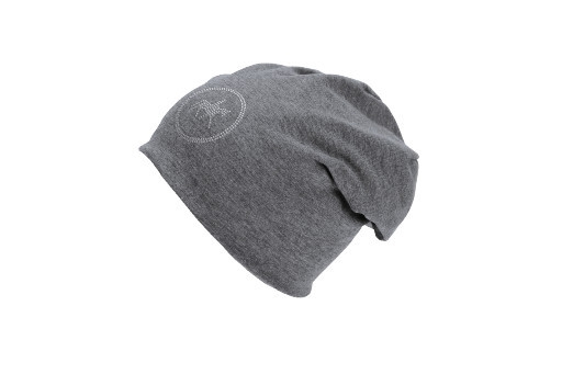 Czapka Pikeur Jersey - grey melange