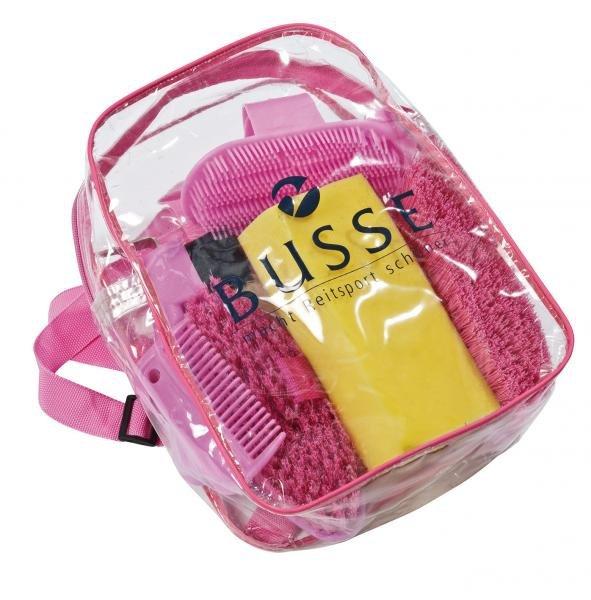 Plecak ze szczotkami Basic - BUSSE