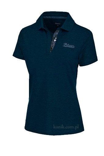 Koszulka polo AGNES - Pikeur - navy - damska