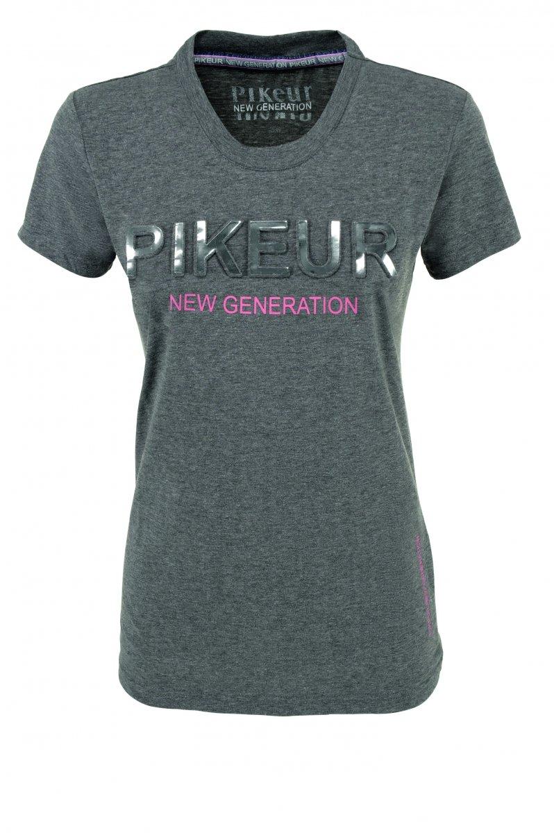 Koszulka HOPE damska - Pikeur - grey melange