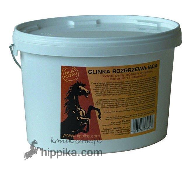Glinka rozgrzewająca 3kg - HIPPIKA.COM