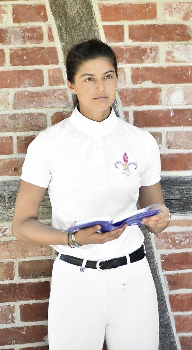 Koszula konkursowa KONSTANZ damska - BUSSE