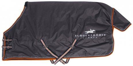 Derka padokowa ALLROUNDER 220g Schockemohle - grey/orange