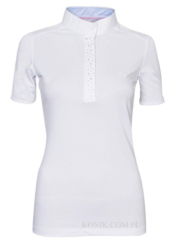 Koszulka konkursowa Schockemohle SASKIA - white