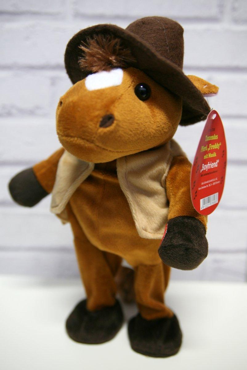 Tańczący koń Freddy - WALDHAUSEN