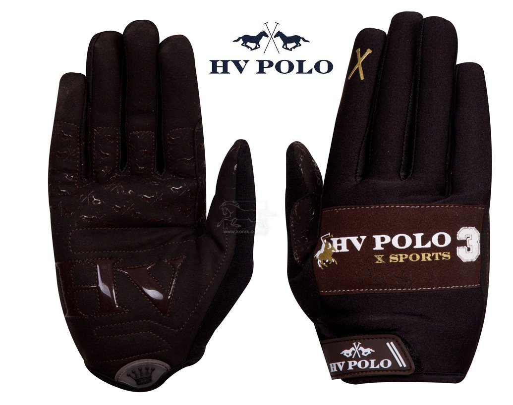 Rękawiczki EQUIPO zimowe - HV POLO