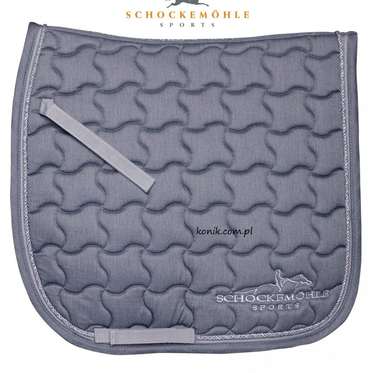 Potnik Champion greymelange/silver - Schockemohle
