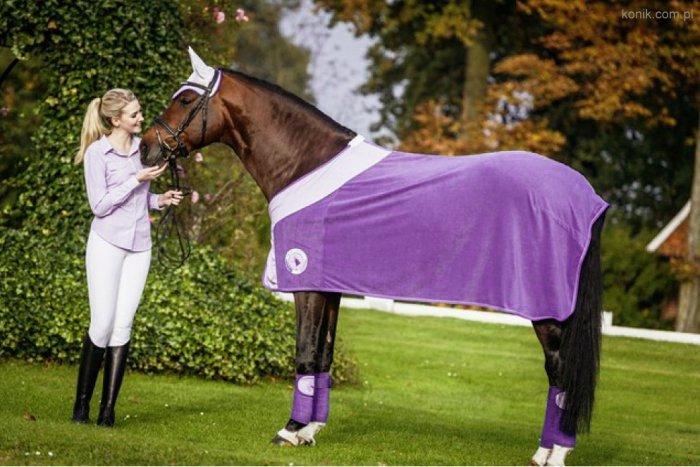 Derka polarowa Horse & Lifestyle HKM