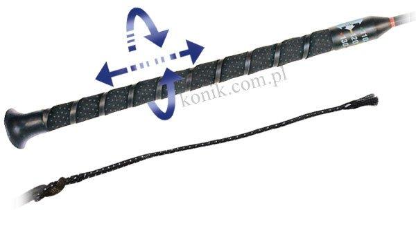 Bat ujeżdżeniowy o regulowanym stopniu długości - FLECK