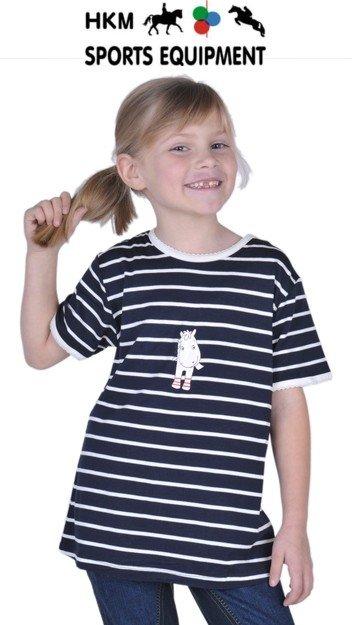 Koszulka z krótkim rękawem WUSCHEL młodzieżowa - HKM