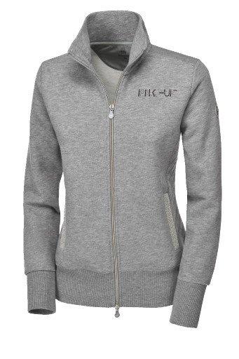Bluza Premium PAOLA - Pikeur - light grey melange