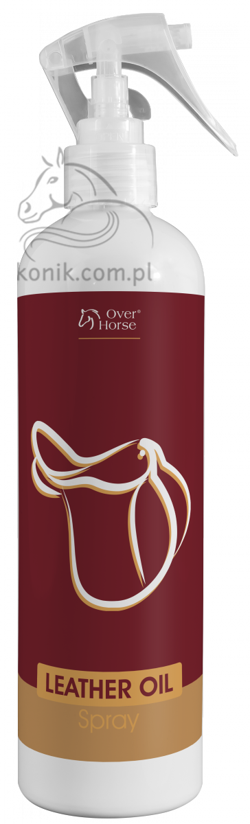 Olej do skór 400ml - OVER HORSE