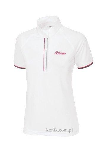 Koszulka konkursowa damska wiosna-lato 2016 PIKEUR - white
