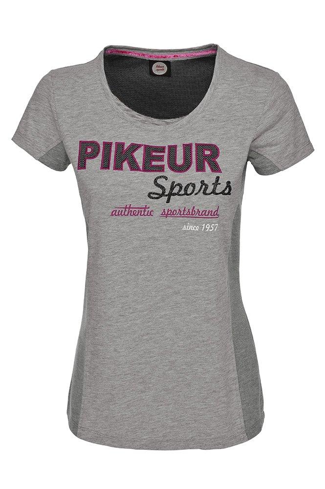 Koszulka AUDRINA - Pikeur - grey melange