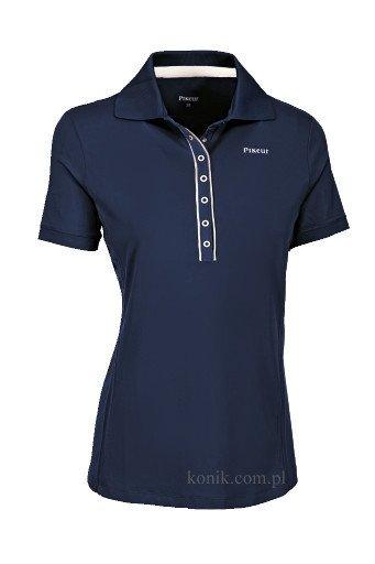 Koszulka funkcyjna REBECCA - Pikeur - navy - damska