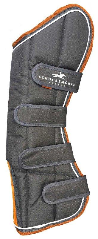 Ochraniacze transportowe SCHOCKEMOHLE - grey/orange