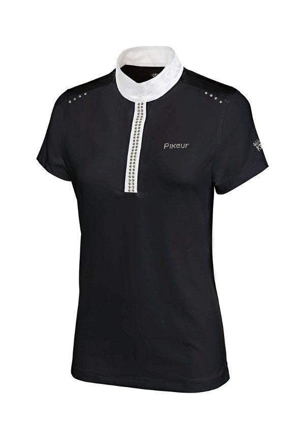 Koszula konkursowa z kolekcji Premium - Pikeur  - black