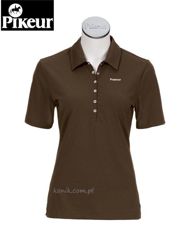 Koszulka TABEA - Pikeur - brown - damska