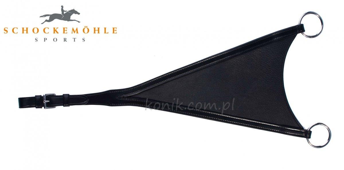 Wytoczek skórzany pełny - Schockemohle