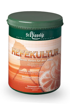 St HIPPOLYT Hefekultur na trawienie - 1kg