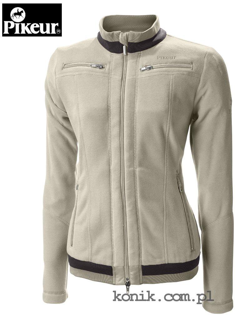Bluza polarowa MALINA - Pikeur - light beige