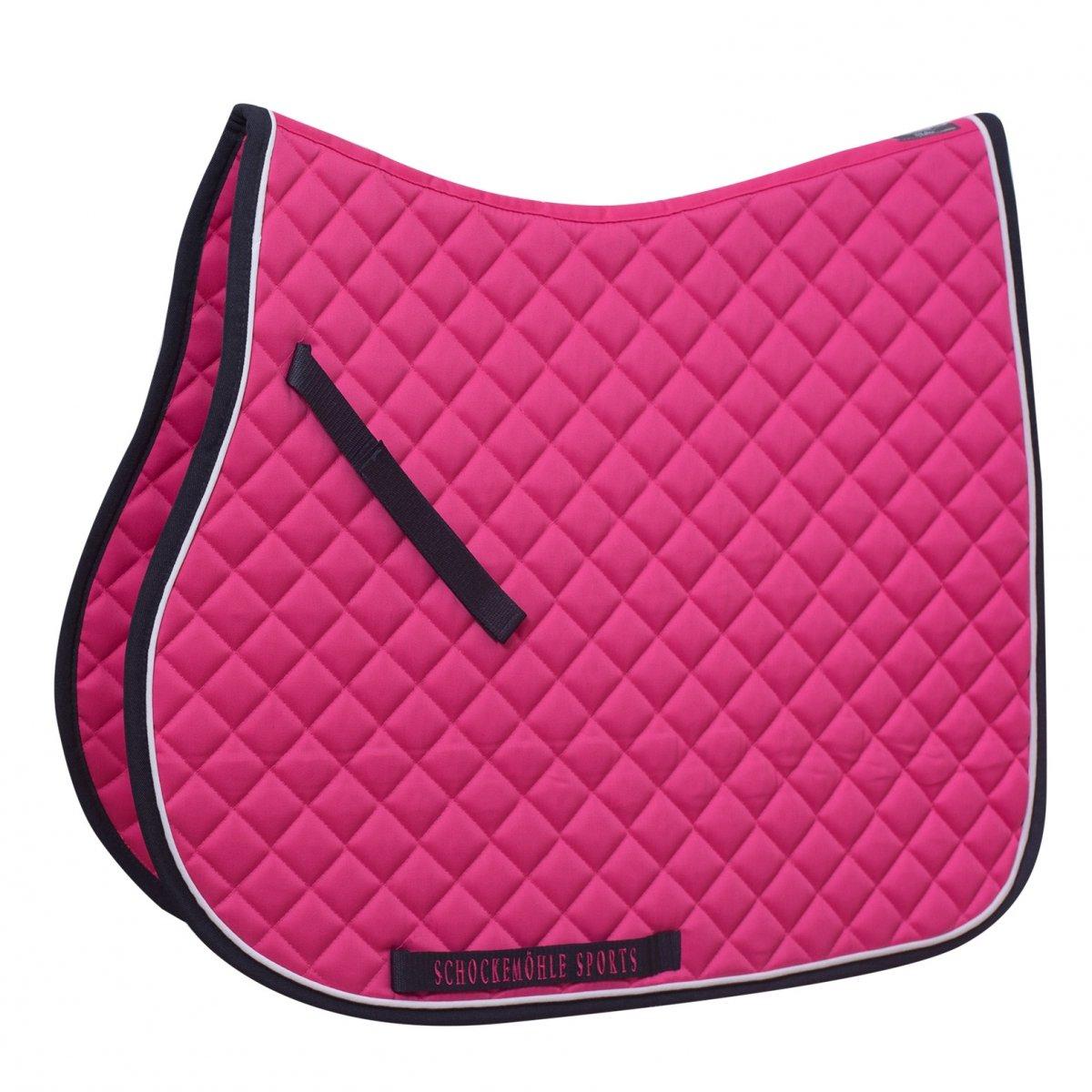 Potnik Trainer Pad pink/navy - Schockemohle