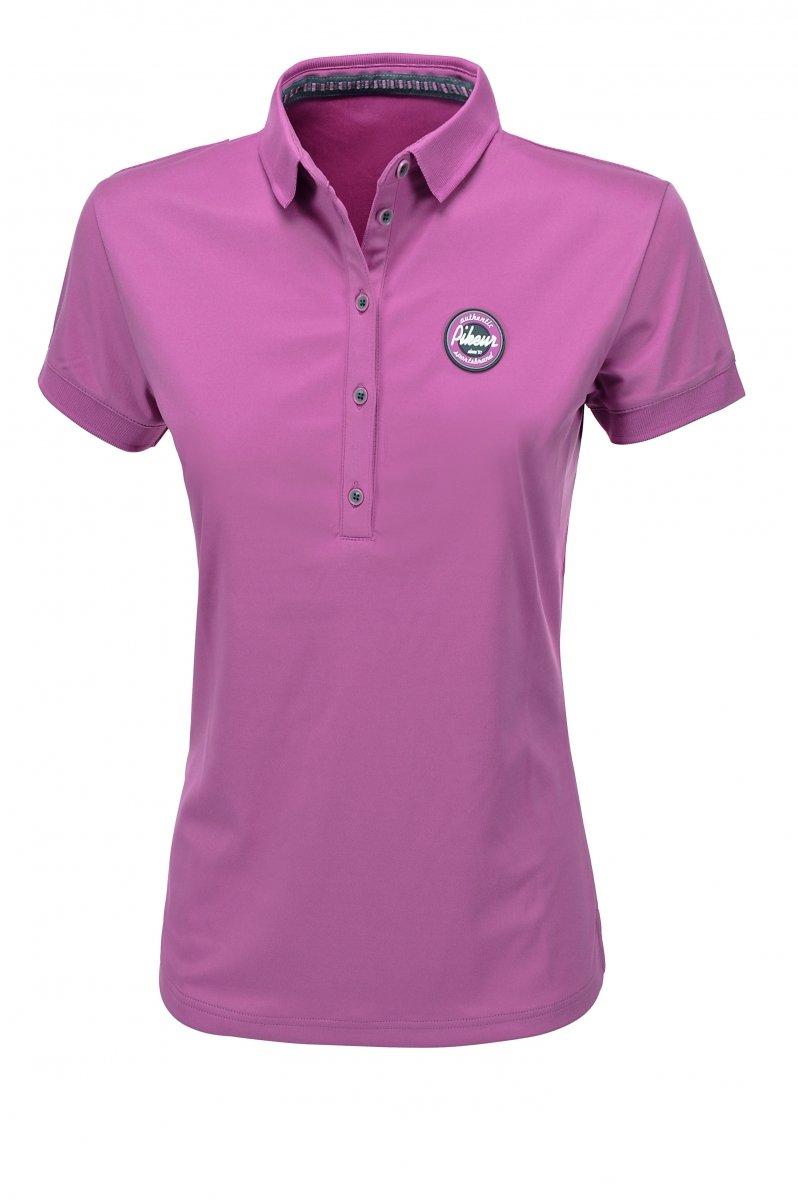 Koszulka polo DASHA damska - Pikeur - foxglove