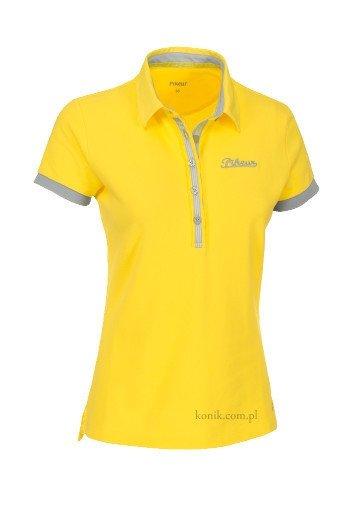 Koszulka polo VANESSA - Pikeur - rape yellow - damska