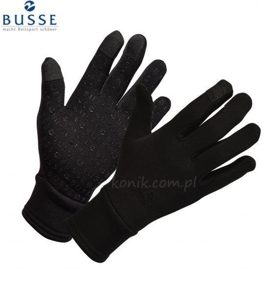 Rękawiczki zimowe LARS MOBILE ocieplane DZIECIĘCE - BUSSE