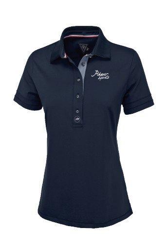 Koszulka funkcyjna polo damska Pikeur LAUNA - navy