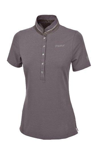 Koszulka polo QUIRINE - Pikeur - violet grey - damska