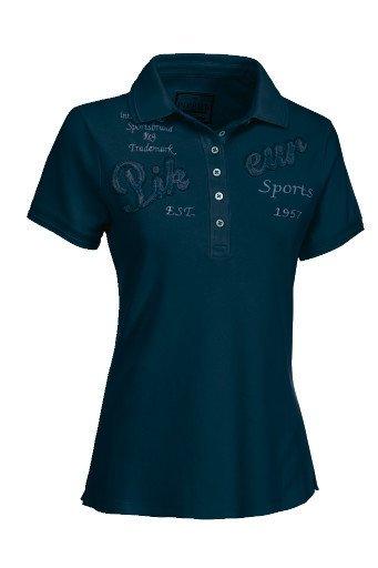 Koszulka polo FINJA - Pikeur - navy - damska