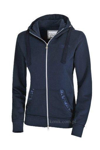 Bluza z kapturem ANNE - Pikeur - navy