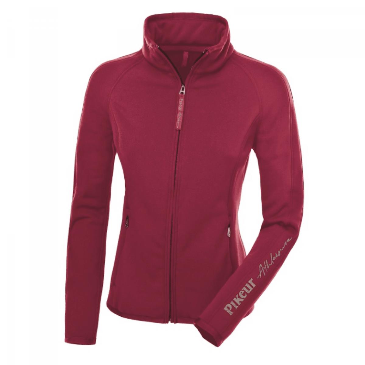 Bluza polarowa LAILA damska - Pikeur - persian red