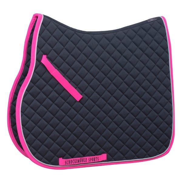Potnik Trainer Pad darkgrey/pink - Schockemohle