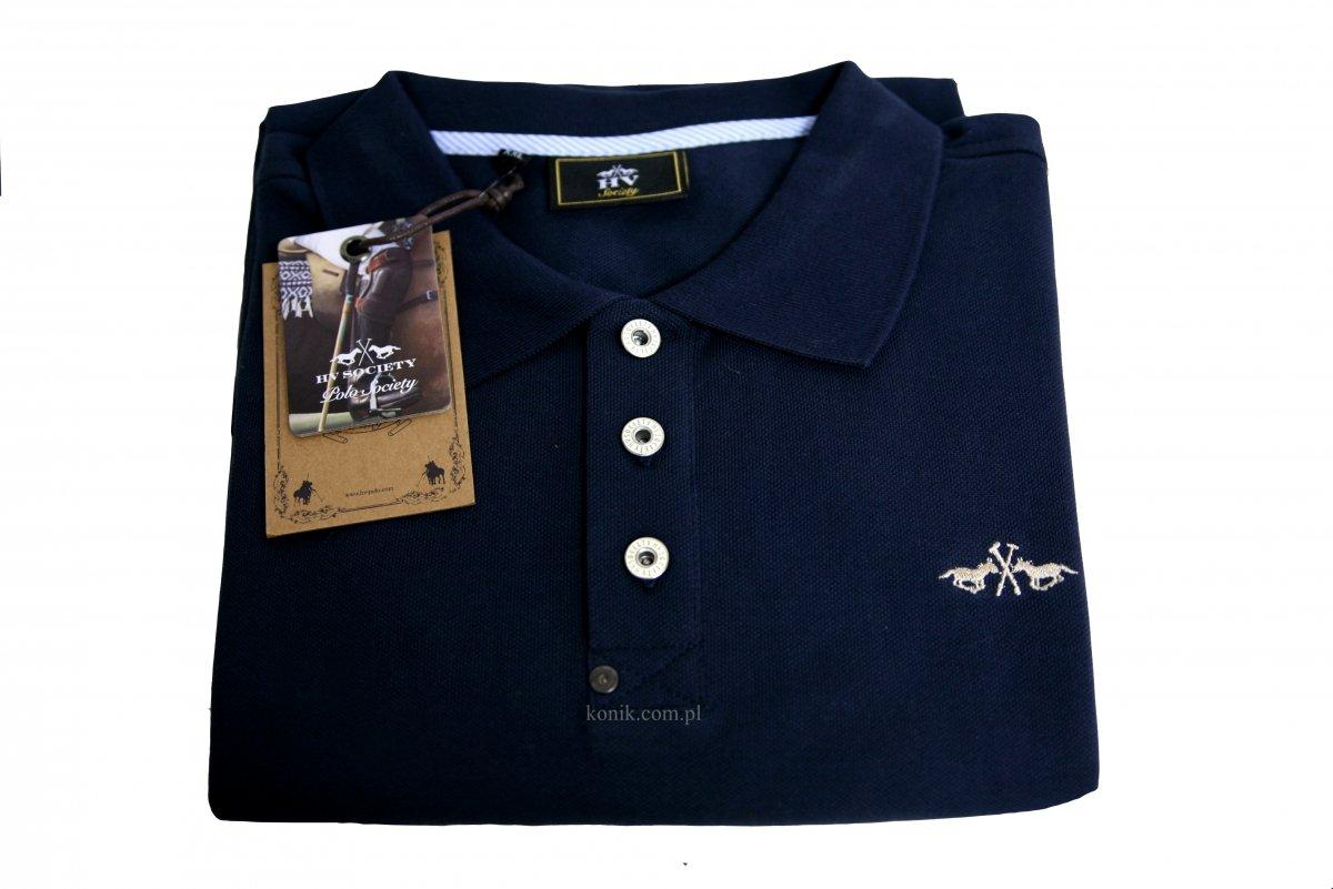 Koszulka polo męska Basicon - HV POLO