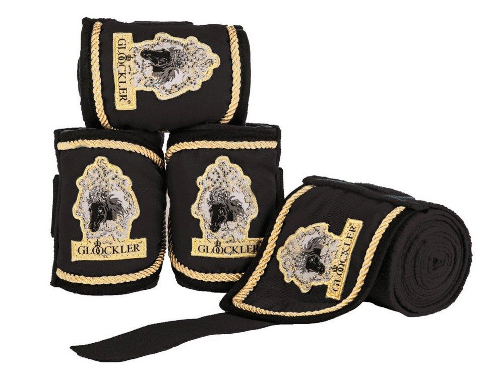 Bandaże Royal by GLOOCKLER - czarny