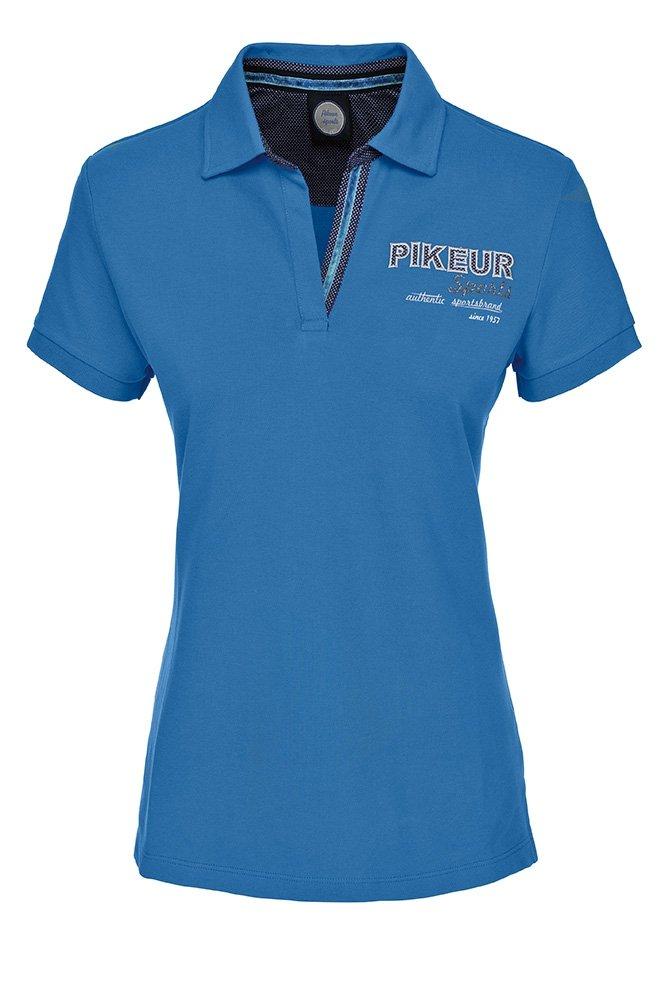 Koszulka damska polo ELSA Pikeur - saphire